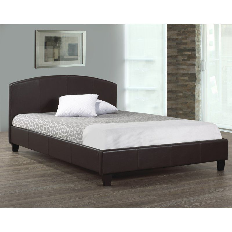 the best attitude bb3fe 283ce Louella Upholstered Platform Bed | Grady | Upholstered ...