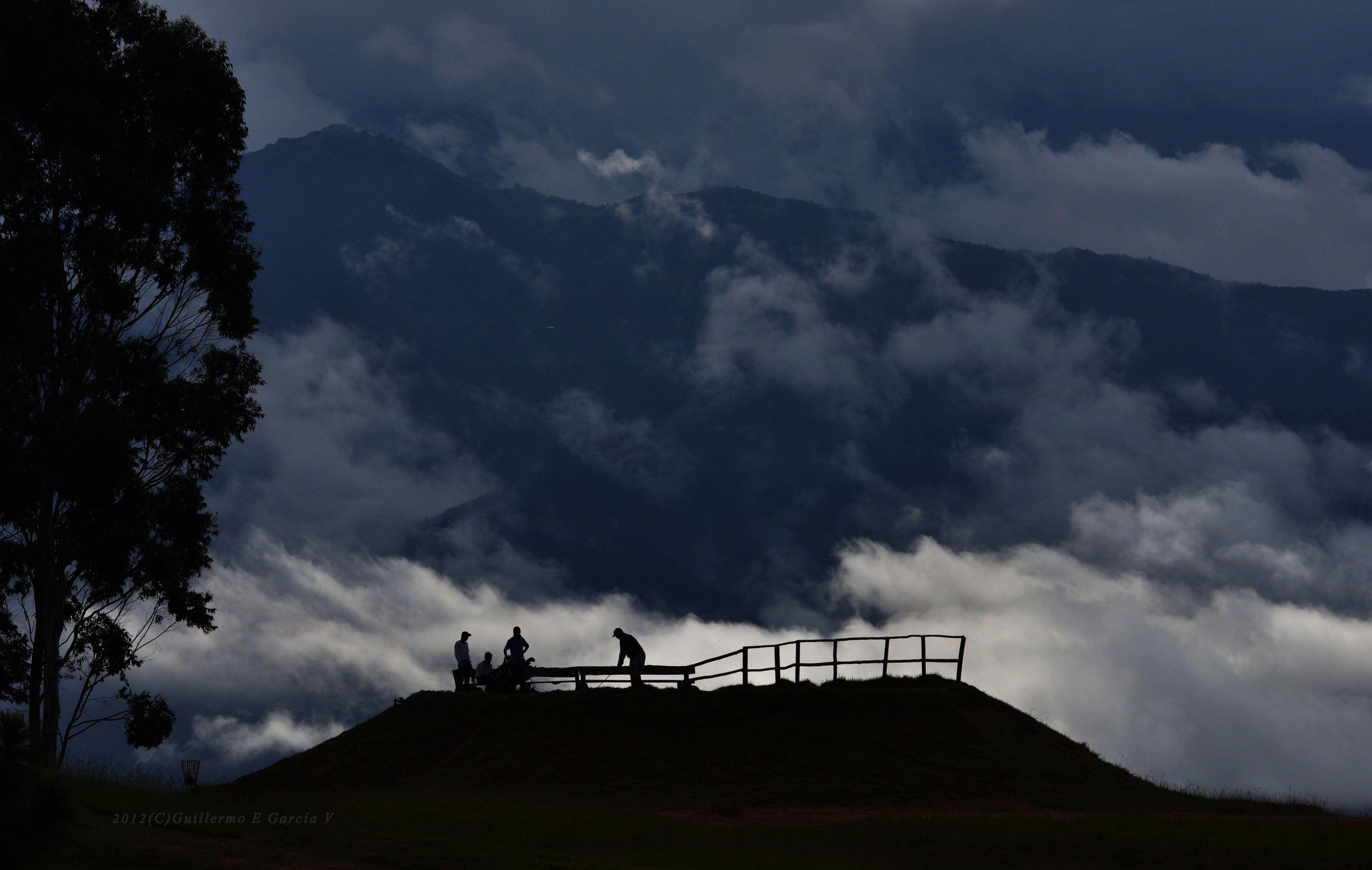 Fotografia tomada en la Mesa de los Santos, Los Santos (S), COLOMBIA