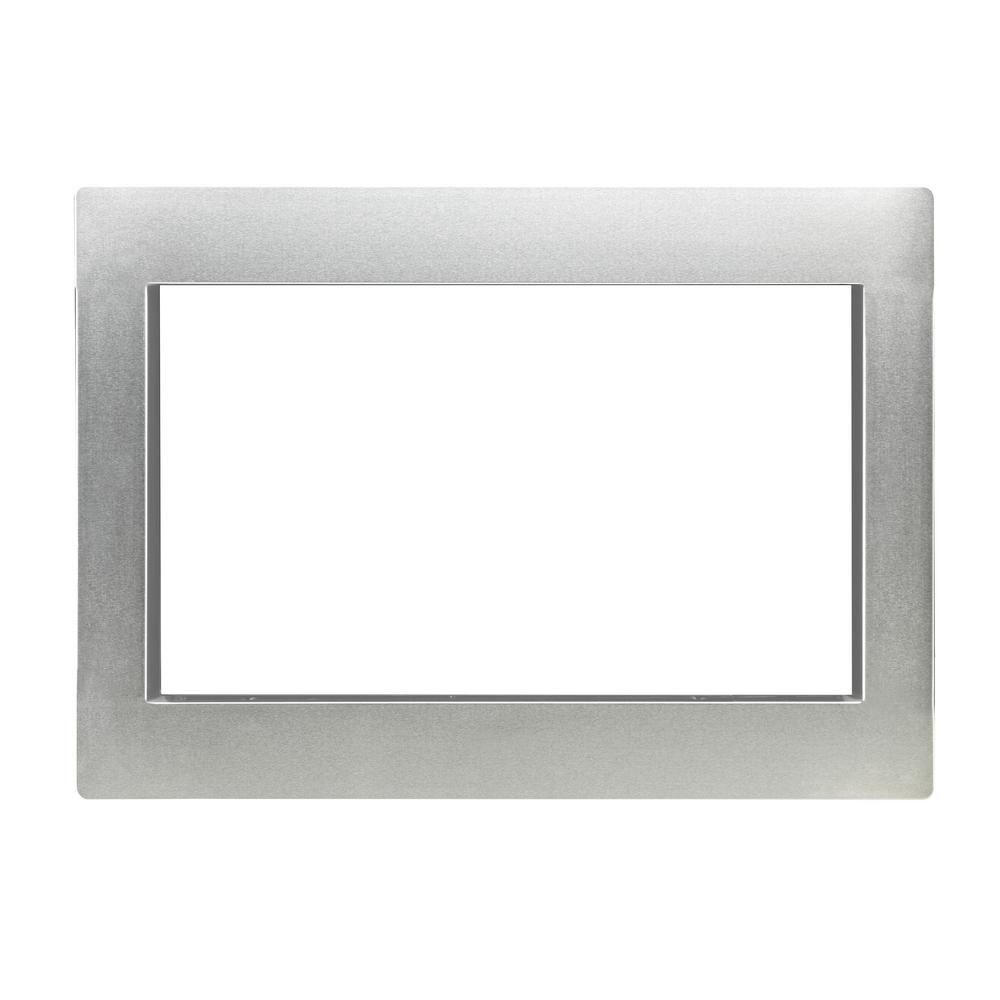 Lg Electronics Trim Kit For Countertop Microwave Oven In Stainless