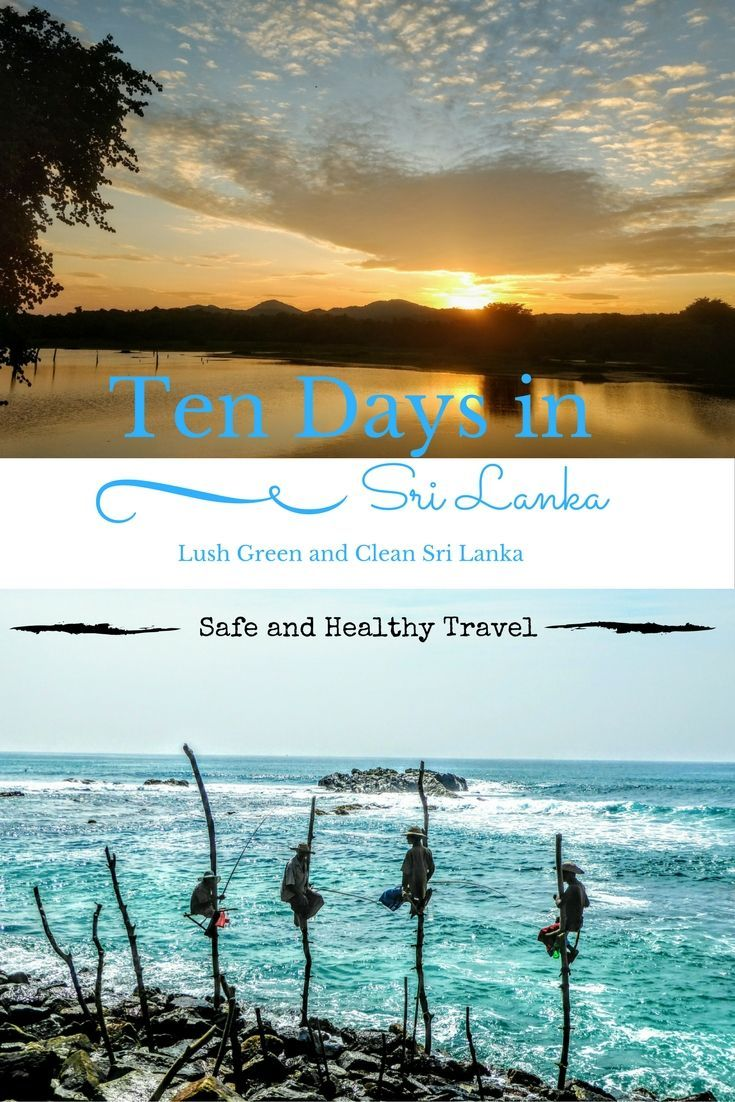 Spending 10 days in the lush green and clean Sri Lanka was way to short. It is beautiful in nature, architecture and people! Go and Explore!