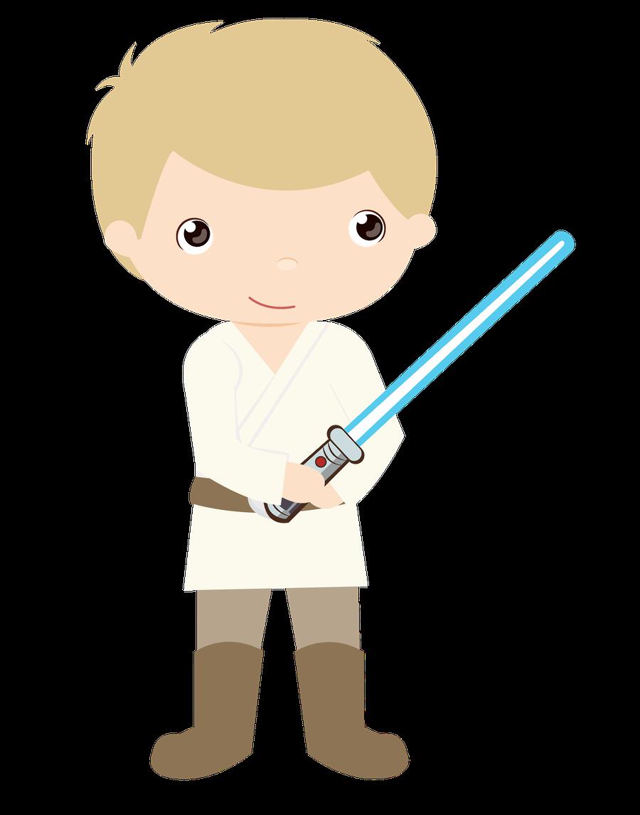 Star Wars - Felt- Characters 2
