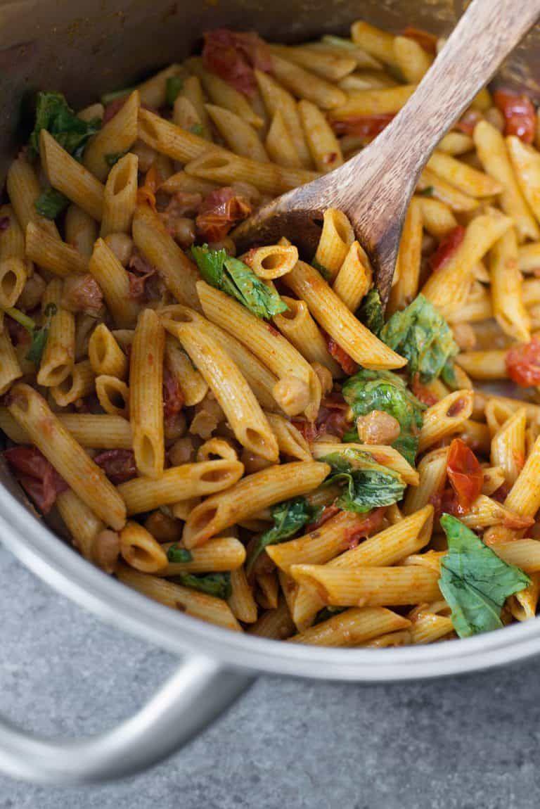 20 Easy Vegan Pasta Recipes Light Pasta Recipes Vegan Pasta