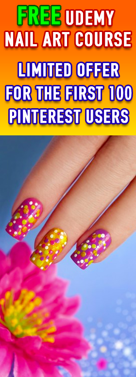 Hey Girls I Just Released My First Paid Nail Art Course On Udemy