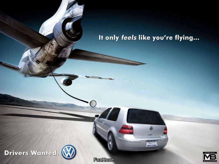 Creative Car Advertisement Poster Design
