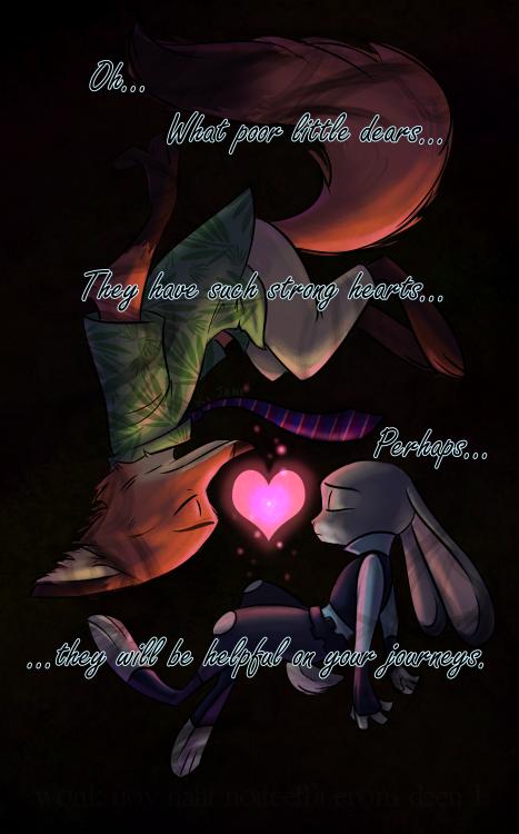 .......snoitome - - Kindgom Hearts/Zootopia - Pg 4