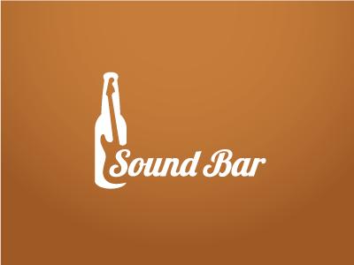 Sound Bar Logo by Anton Shanin | Logo Design | Logo design ...