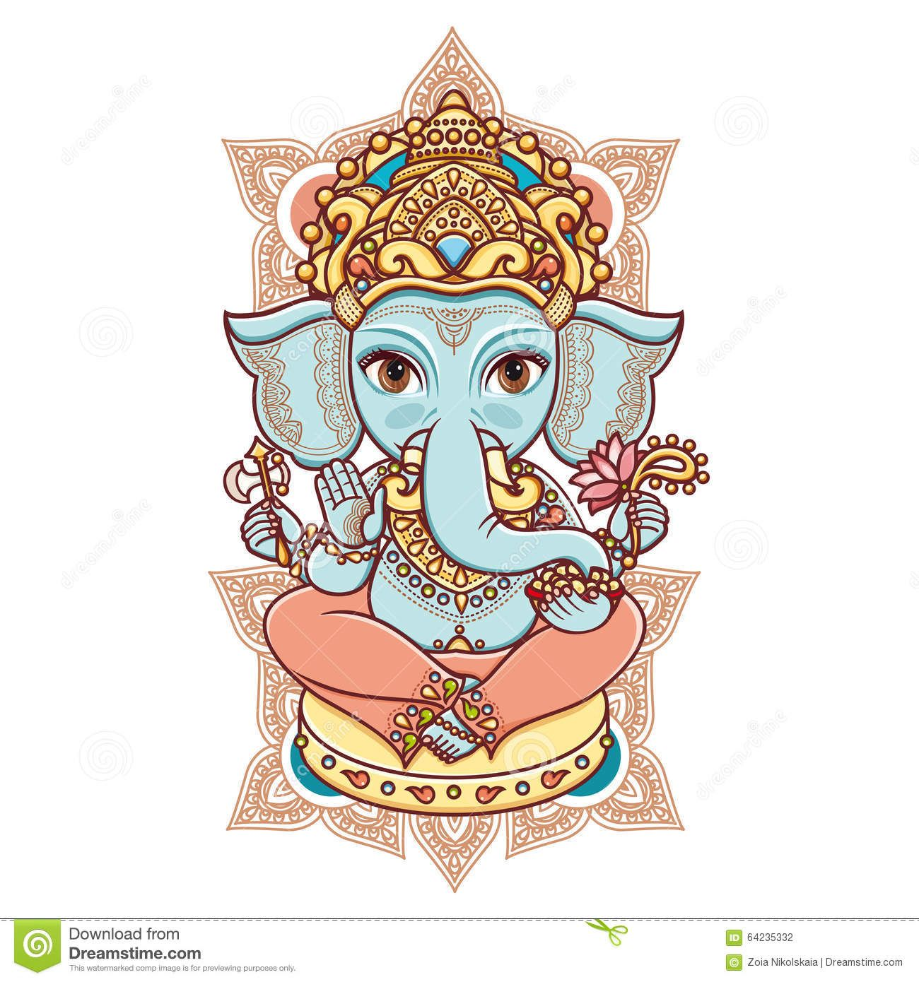 Dios Hindu Lord Ganesh De La Cabeza Del Elefante Descarga De Over 49 Millones De Fotos De Alta Calidad E Ima Cabeza De Elefante Elefante Hindu Dioses Hindues