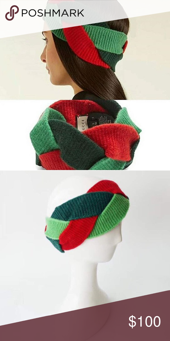 0eddaf1fda0 Gucci headband Gucci turban headband Gucci Other