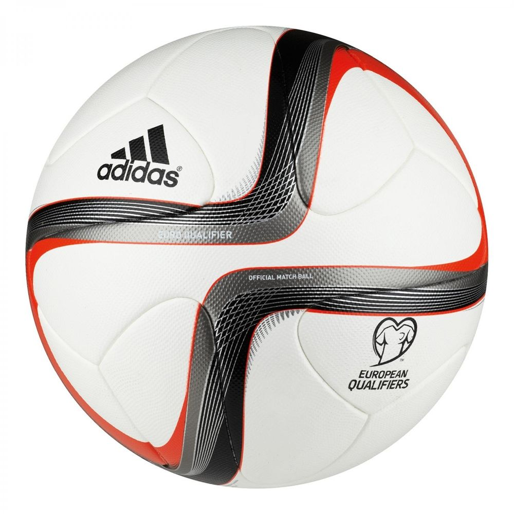 This Adidas soccer ball is the official soccer ball of the qualifying  rounds for Euro 2016 b4d533c01b7f5