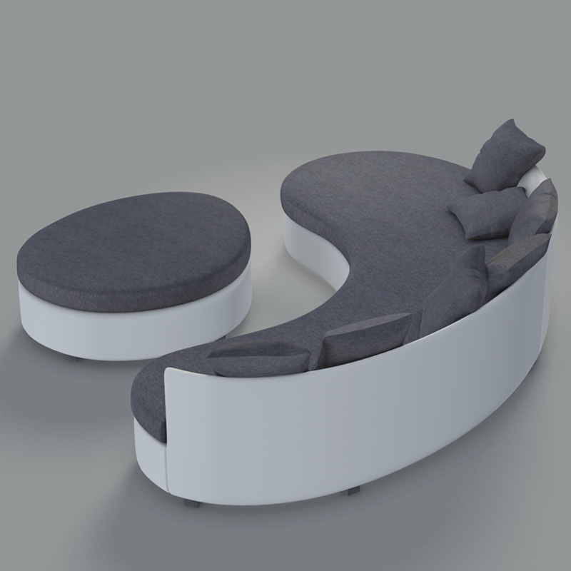 Modern Round Couch #Modern, #Couch | Icons Design ...