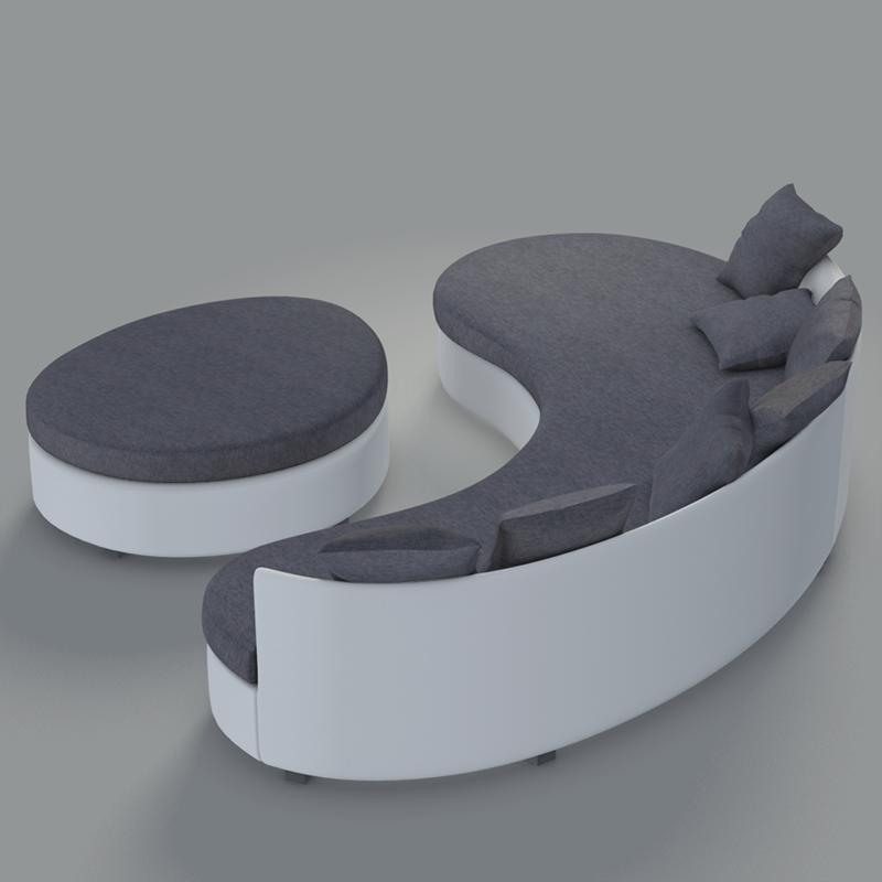 Modern Round Couch Modern Round Round Sofa Modern Couch Set