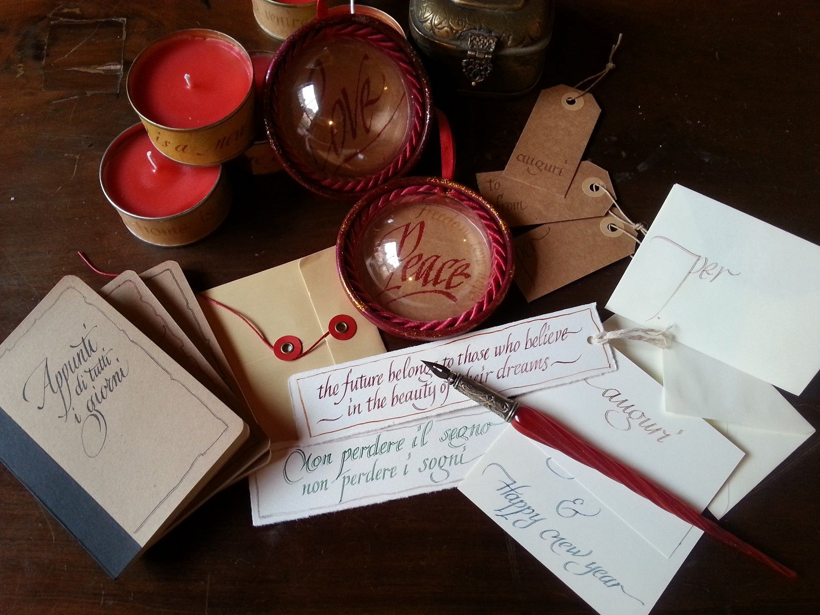 Cards, bookmarks and more