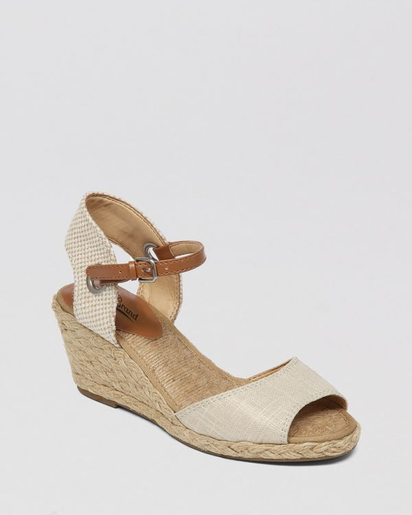 ad25ee0dd Lucky Brand Espadrille Wedge Sandals - Kyndra | Shoe favorites in ...