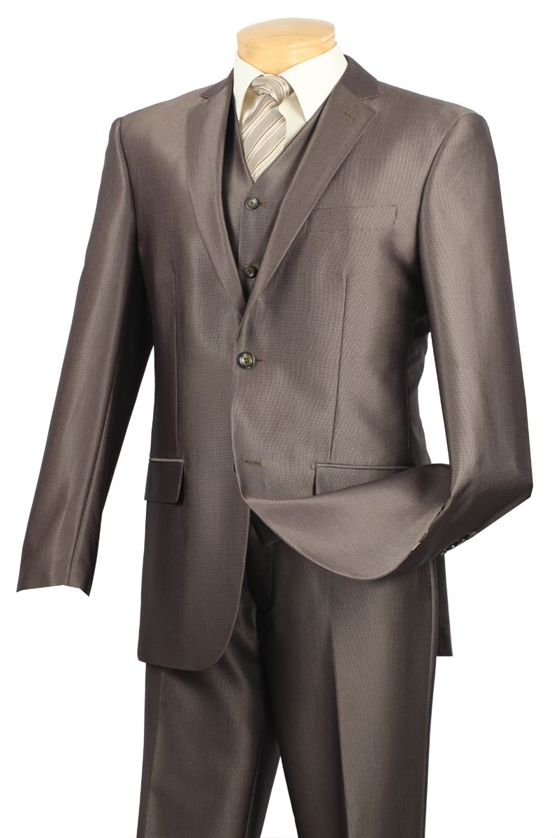 Silversilk Mens Black Knit Front Silk Casual Walking Suit 1490 L ...