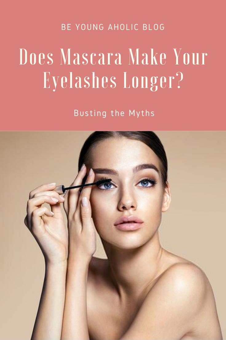 Does Mascara Make Your Eyelashes Longer? Busting the Myths ...
