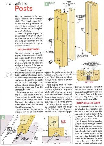 968 router table lift plans router tips jigs and fixtures wood 968 router table lift plans router tips jigs and fixtures greentooth Image collections