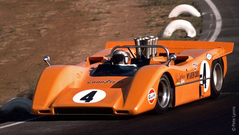 Bruce McLaren McLaren M6A Chevrolet McLaren Cars Ltd