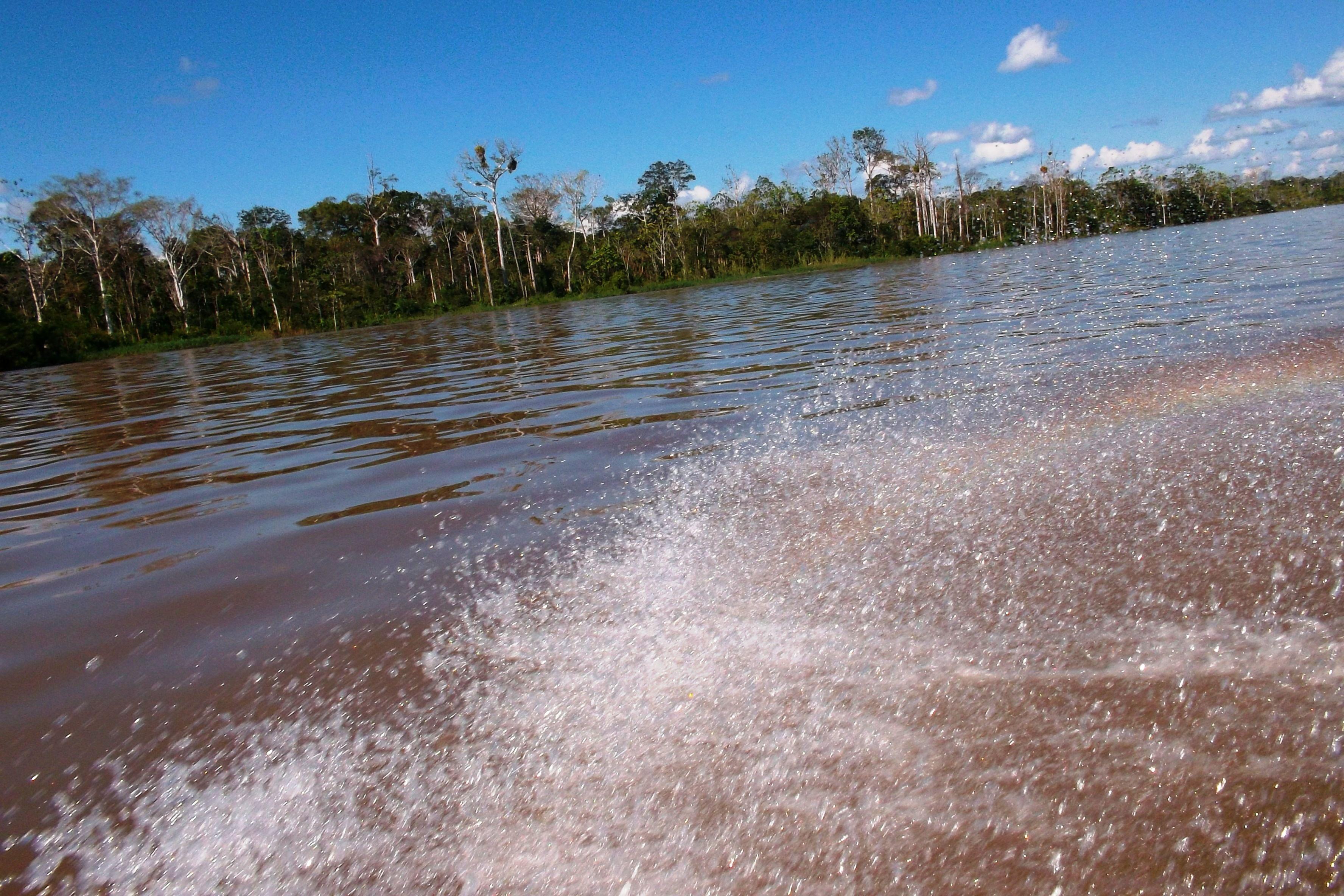River Solimões - AM