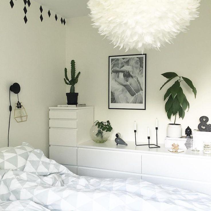 Resultado de imagen de dormitorio malm ikea inspired decor in 2019 - Dormitorio malm ikea ...