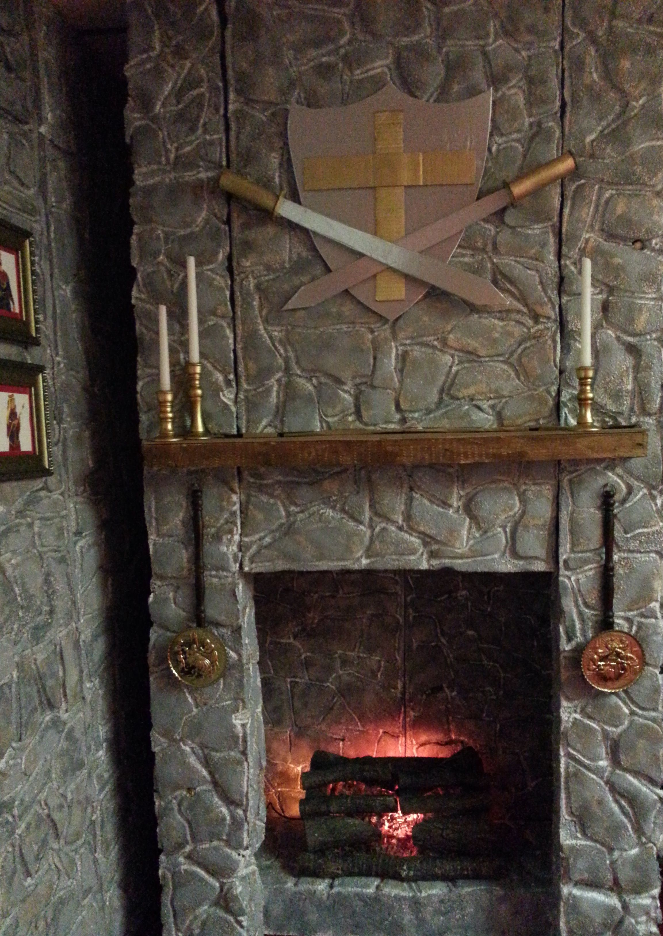 king u0027s throne room learn a lot chambers fireplace vbs kingdom