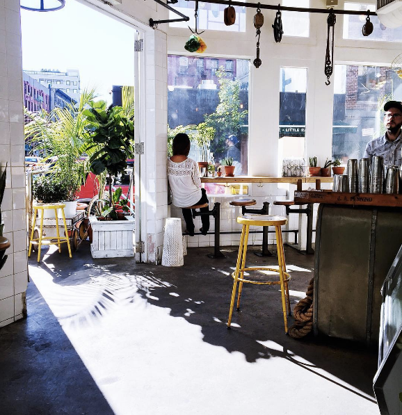 Best Restaurant Instagrams Around The World Ny Eat Home