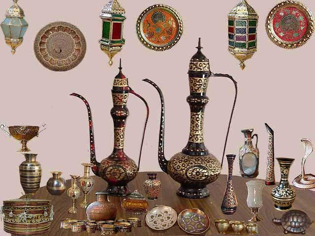 Indian Handicrafts: Handicrafts Industry In India