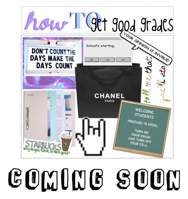 """Coming soon"" by aribebop ❤ liked on Polyvore featuring Chanel, arisbacktoschool, arisquestions, ArisTipps and arishelpfultipps"