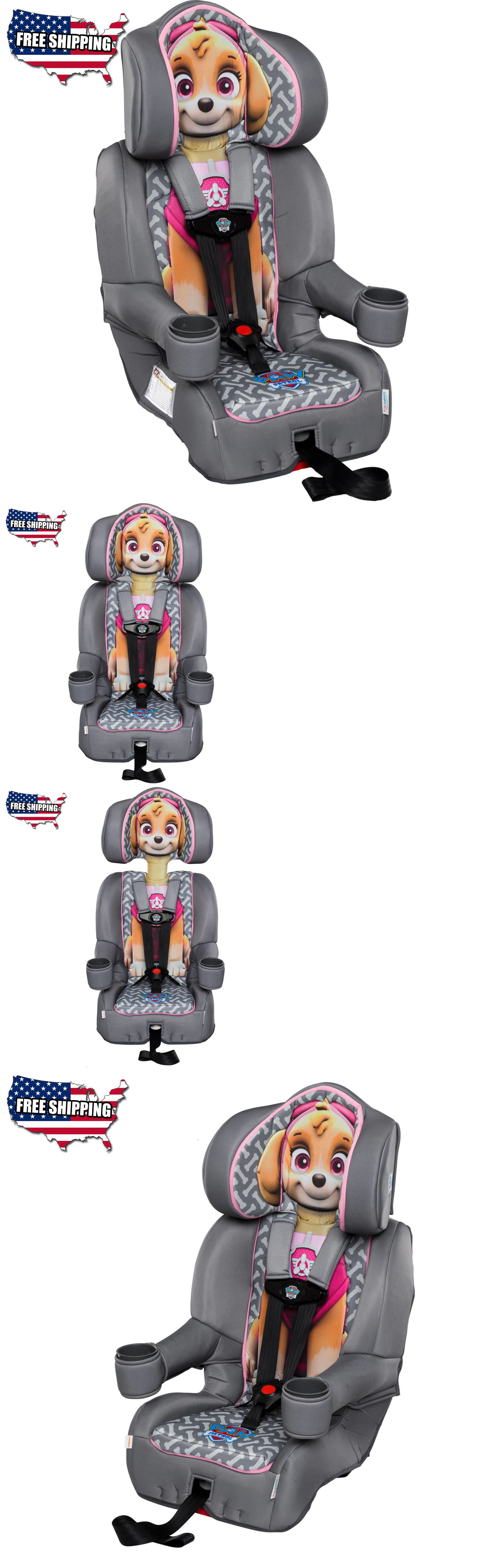 Booster To 80lbs 66694 Nickelodeon Kidsembrace Combination Toddler Harness Car Seat Paw Patrol