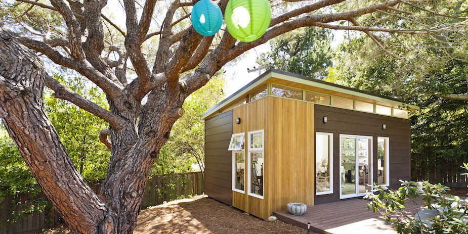 10 Shedquarters Bring The Home Office To Your Backyard Your