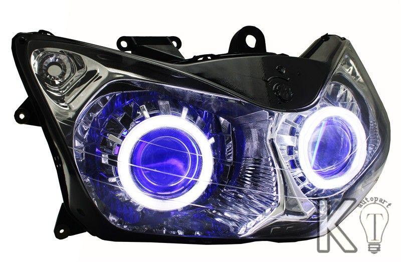 Honda ST1300 Pan European Angel eye HID Projector Light