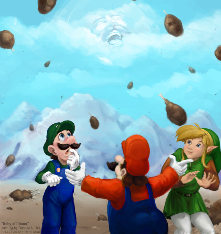 hotelmario:i love when stuff like this shows up in my tag.