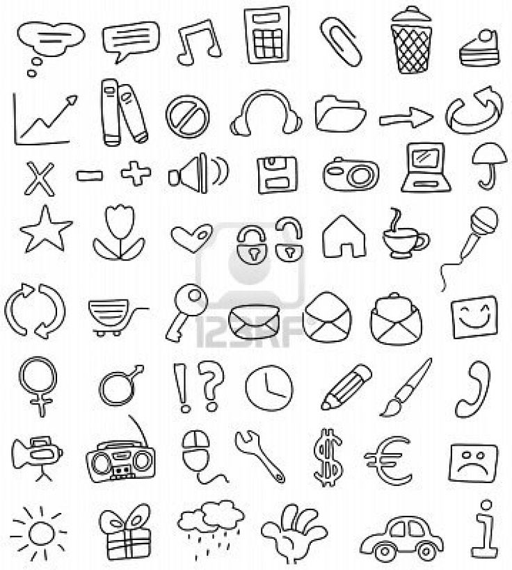 Line Drawing Icons : Image result for simple drawing icons drawings