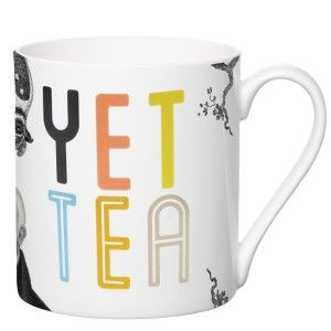 Yet TEA Bone China Mug
