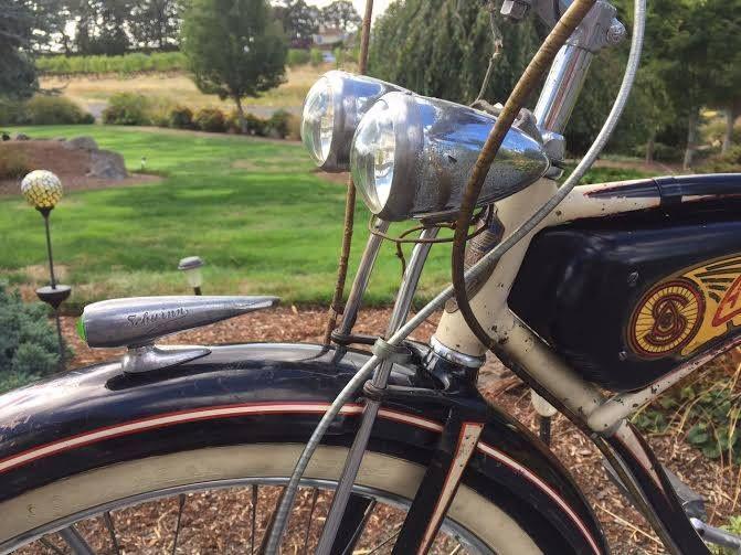 Schwinn Auto Cycle Everyday Bicycle Vintage Bicycles Bike Swag