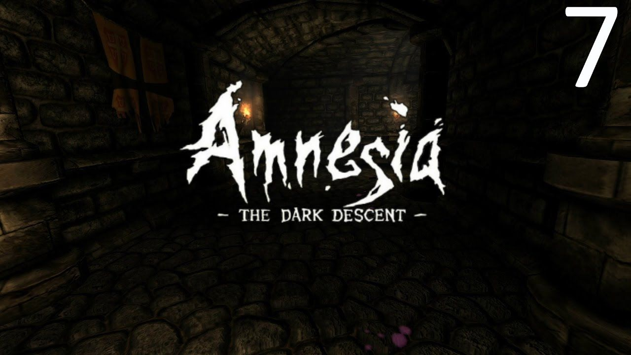 Amnesia The Dark Descent Gameplay Whats In The Water In 2020