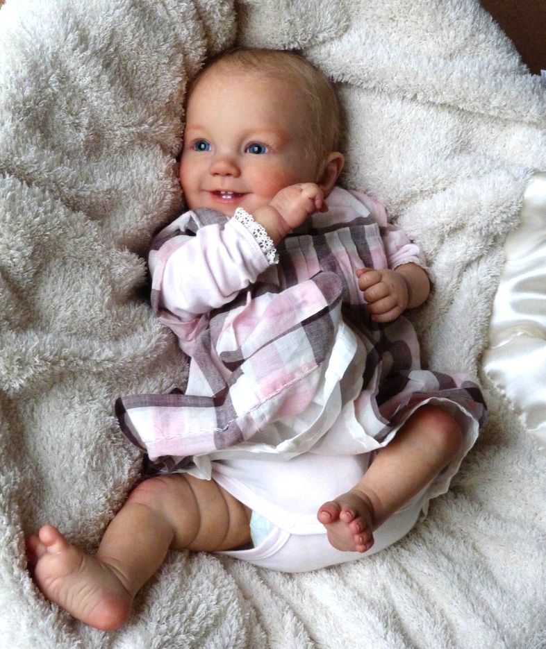 Reborn Doll Clothing For 10inch Baby Girl Boy Doll Custom Made Cute Outfit Blank