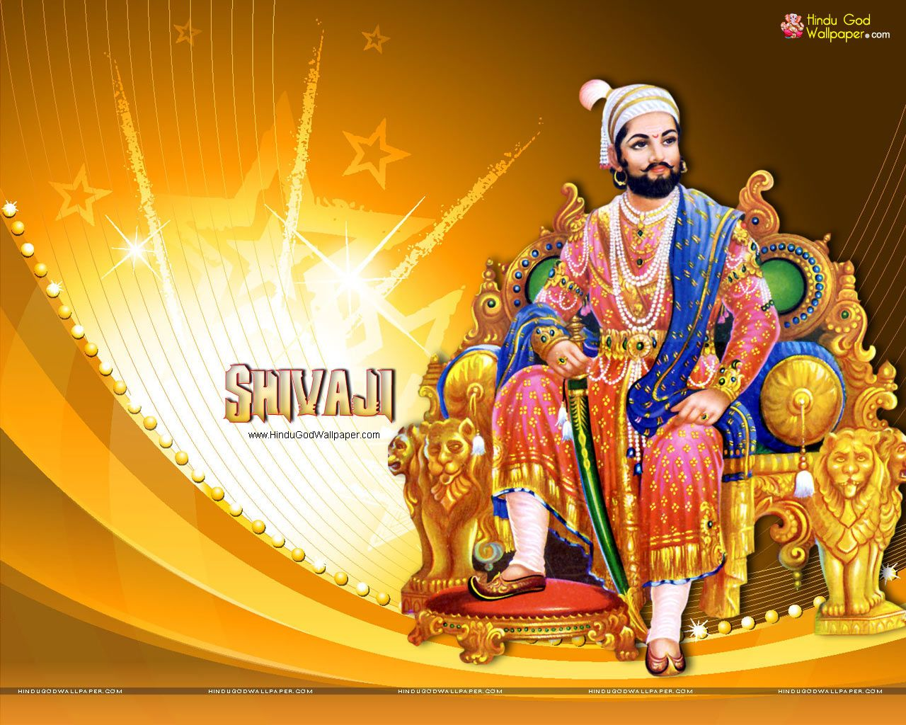 Hd wallpaper shivaji maharaj - Chhatrapati Shivaji Wallpapers Free Download
