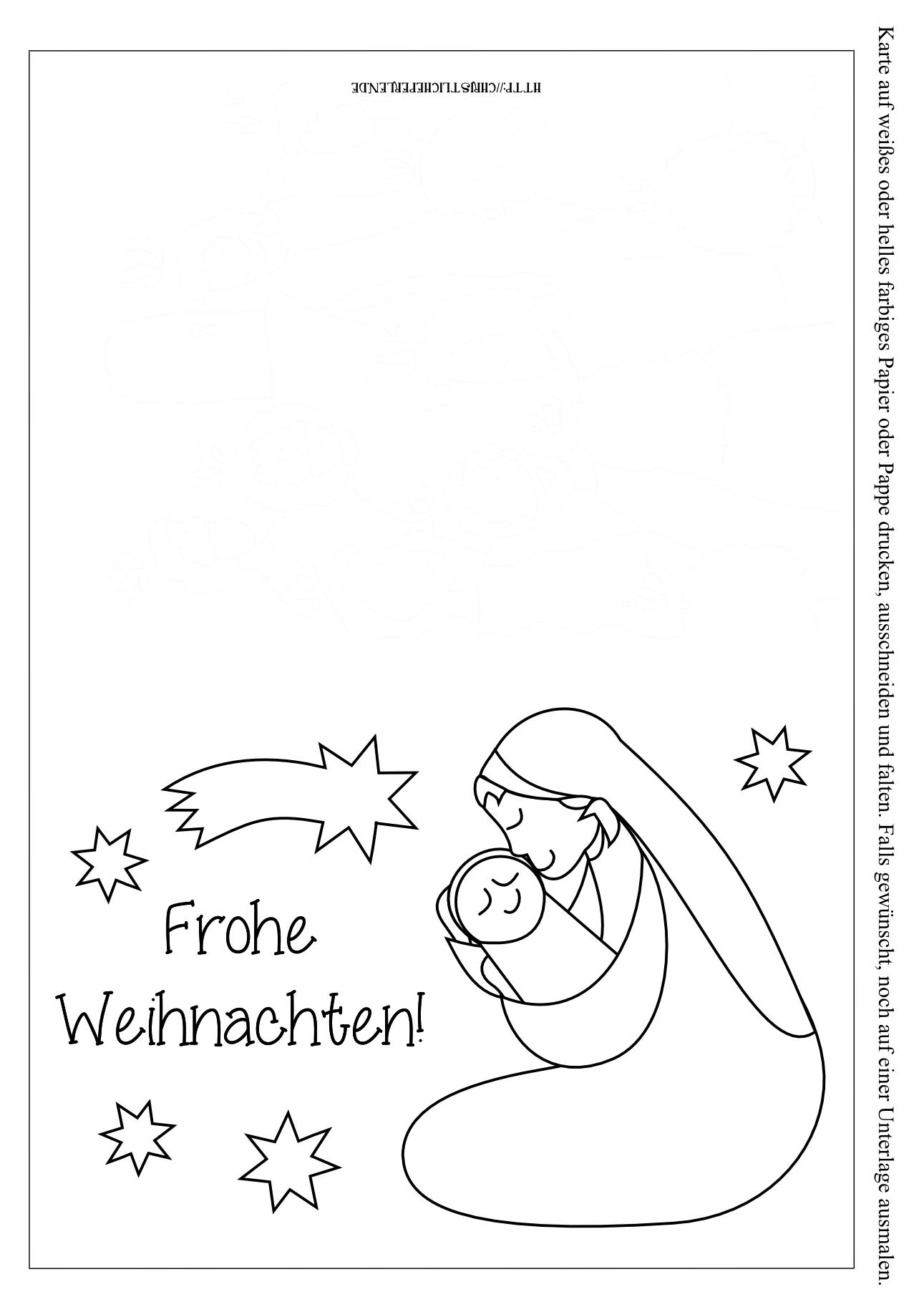 Christliche Weihnachtsbilder Zum Ausdrucken.Ausmalbilder Zu Weihnachten Christliche Perlen Religion Xmas