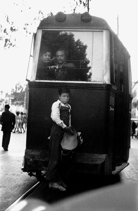 Spain - Barcelona,1951. © Elliott Erwitt/Magnum Photos