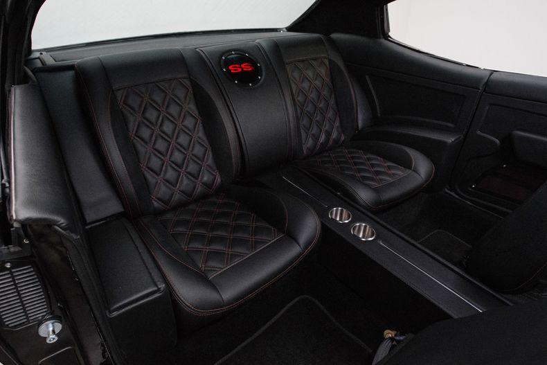 70 Chevelle The Shop Custom Interior Console Door Panels Dash Pro Touring Llc Custom Car Interior Truck Interior Chevelle