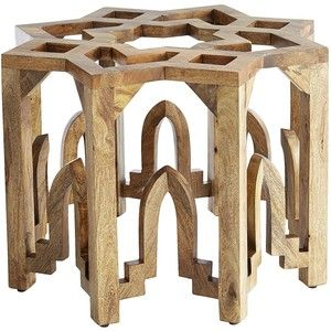 Pier 1 Imports Moroccan Coffee Table Base 家具 オリエンタル 建築