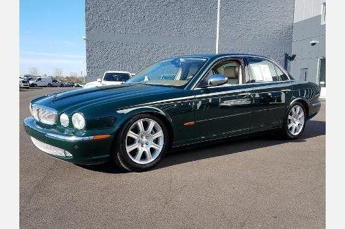 2004 Jaguar Xj Series Vanden Plas 8k 92k Miles Jaguar Xj Jaguar Hot Wheels