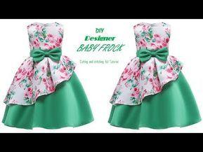 51d92d3db Homemade Simple Baby Dress Design - valoblogi.com