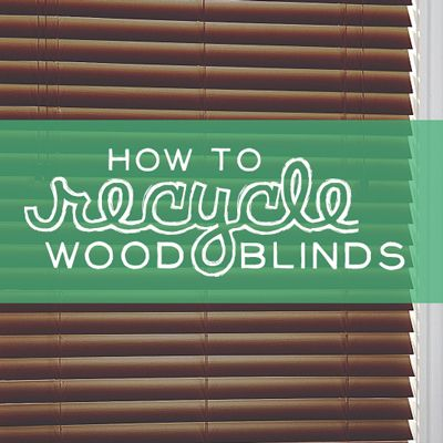Can You Recycle Blinds Wood Blinds Blinds Wood