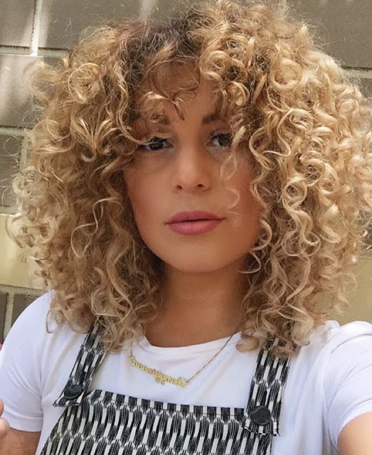 Curly Hair Routine Update With Images Curly Hair Styles
