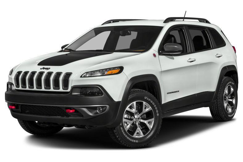 2017 Jeep Cherokee Trailhawk Home Ideas Pinterest