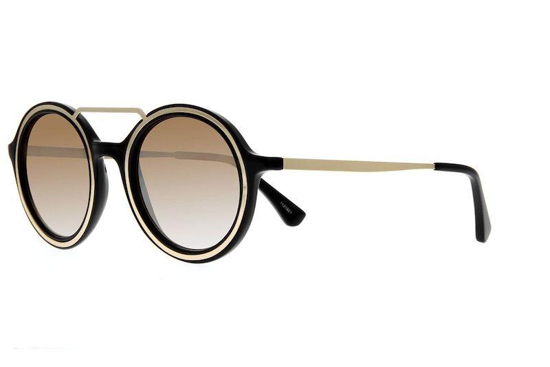 905c78171a7 Blue Premium Round Sunglasses  1131916
