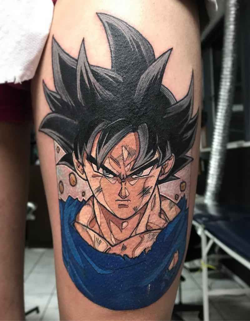 The Very Best Dragon Ball Z Tattoos Dragon Ball Tatouage
