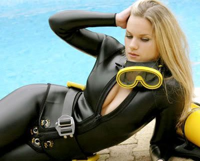 Pin by Chelsey Velozo on Halloween Costumes | Scuba diving ...