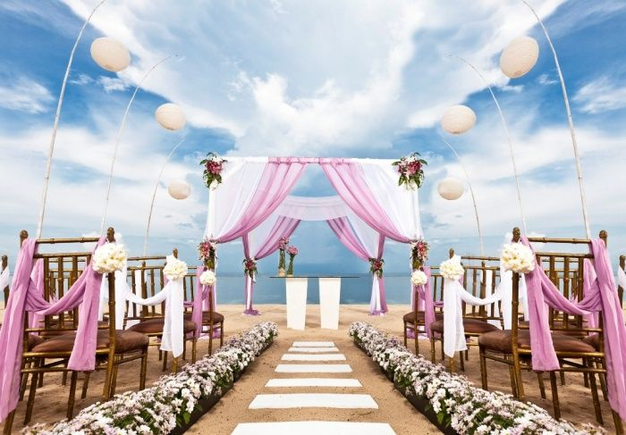 Dazzling and stunning outdoor wedding decorations wedding is one dazzling and stunning outdoor wedding decorations wedding is one of the most important occasions in junglespirit Gallery